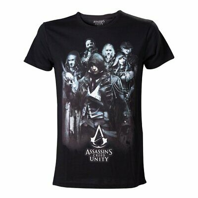 Assassin's Creed Unity: Assassin's Creed Unity (T-Shirt Unisex Tg. M)