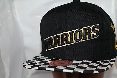 sale retailer 480c2 87670 Golden State Warriors Mitchell   Ness NBA Checked Out Snapback,Hat,Cap NEW