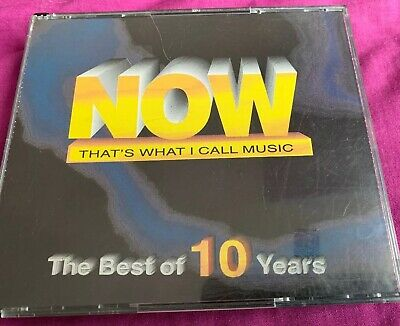 various Artists - Now That's What I Call Music The ... - various Artists CD