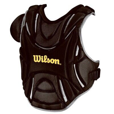 Wilson Fastpitch Pro Stock softball catchers gear chest protector 3340 Navy 16.5