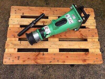 Hydraulic  Breaker Monabert Sc 08 Suit 1 To 5 Ton Excavator