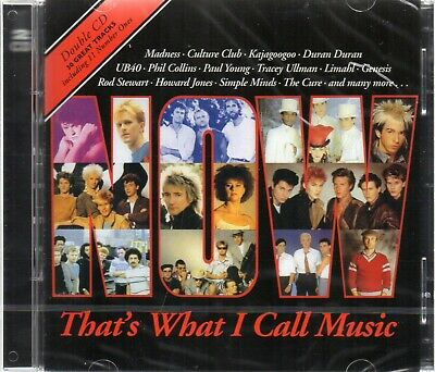 Now That's What I Call Music - Various Artists (CD 2018) New/Sealed