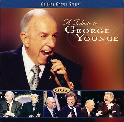 Tribute to George Younce [Audio CD] Bill Gaither & Gloria