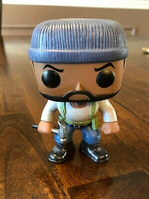 Funko Pop! Television: AMC The Walking Dead - Tyreese #152 - Pre-Owned
