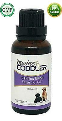 Canine Coddler Pet Anxiety Essential- Oil Aromatherapy Treatment for...