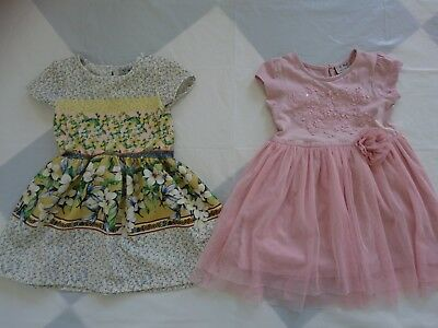 Next girl summer party holiday dress 2-3 years great condition