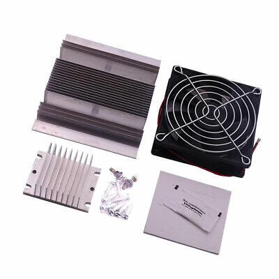 Thermoelectric Peltier Refrigeration Semiconductor Cooling System for DIY S
