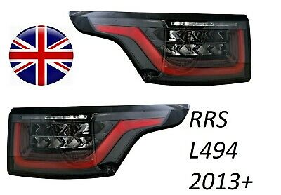 Range Rover Sport L494 2014+ Upgrade 2018 FaceLift LED Rear Tail Light Lamps UK