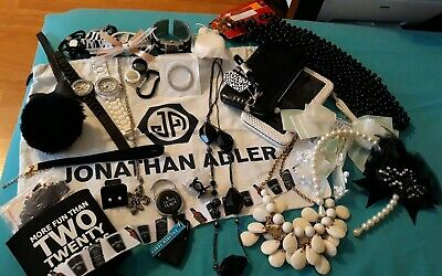 Junk Drawer Lot~ Nice Group Of Womens Collectibles~30+ Random New & Used Items