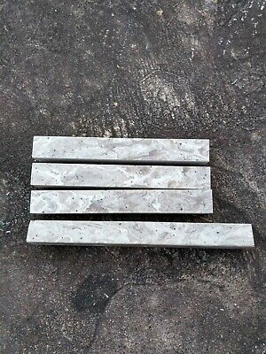 Pen Blank turning material Lot of 4 Wilsonart Solid Surface Corian CLEARANCE