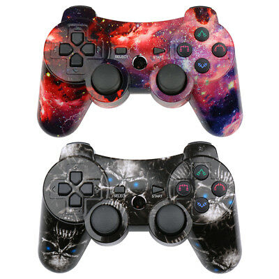 PS3 Wireless Controller Double Shock GamePad Replace for Sony PlayStation 3