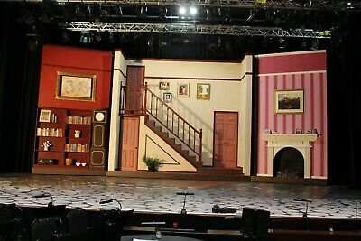 Mary Poppins musical Bulk Sets, Props and costumes custom made