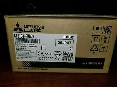 New In Box Mitsubishi Touch Screen Panel Gt2104-Pmbds