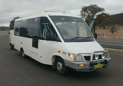 Mercedes Sprinter Bus Coach Motor Home
