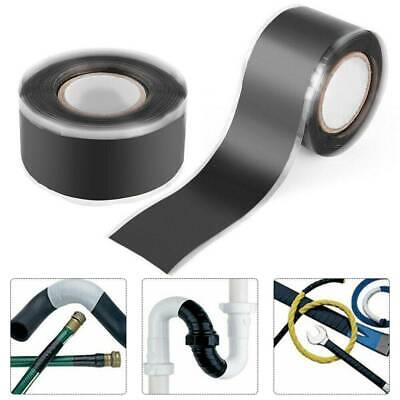 Self Amalgamating Tape Repair Pipes Hose Wire Waterproof Sealing Insulation
