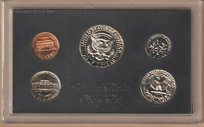 1971 Usa Proof Coin Set