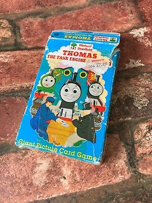 VINTAGE MICHAEL STANFIELD Thomas The Tank Engine 300 Piece