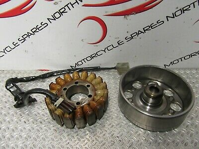 Suzuki Gsr600 2006 Stator Generator With Flywheel Bk505