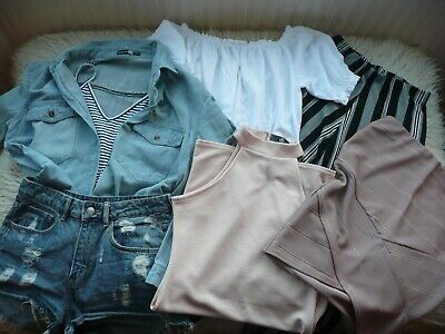 3fc10ee4785f Size 10 bundle Miss Selfridge,NewLook,H&M,Missguided,Boohoo,Primark.