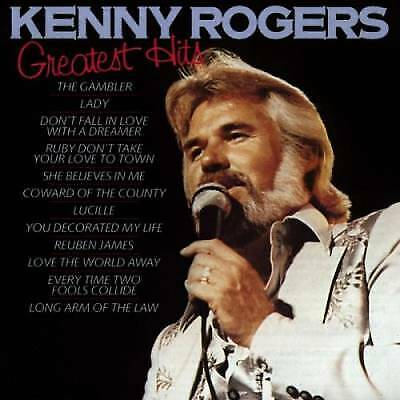Greatest Hits: Kenny Rogers by Rogers, Kenny
