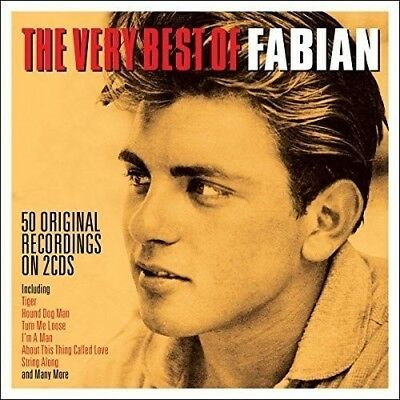 Fabian - The Very Best Of 2 Cd New