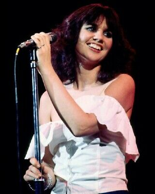 Linda Ronstadt Live In Concert   8x10 Glossy Photo
