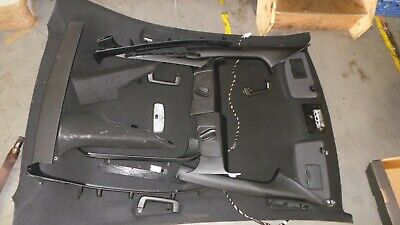 Ford focus RS 3 door only head lining kit complete set 2005 - 2008 ST 225