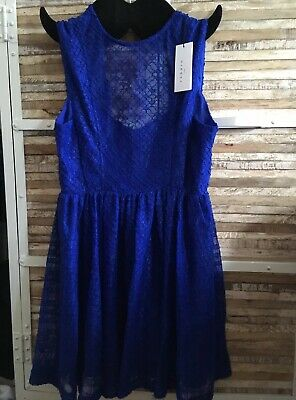 9886d9daff ROBE SANDRO TAILLE 1 Bleu Marine Manches Longues Ref. R8401H - EUR ...