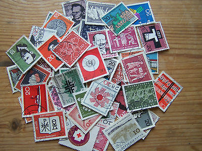 50 Germany Commems,Older.nice Lot,Used.