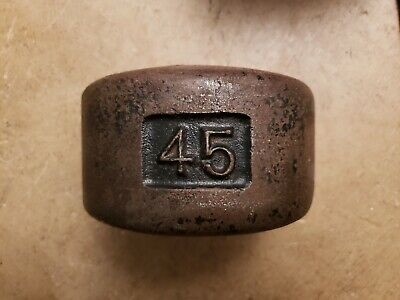 York Blob NUMBER Side half 30 Grip Pinch Strength strongman training CoC lb