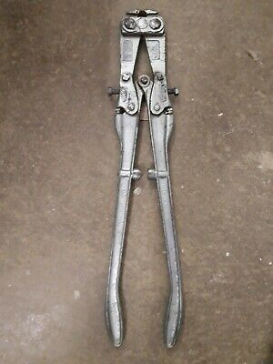 Record No 924 vintage/Industrial  bolt cutters
