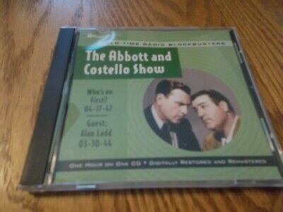 Old-Time Radio Blockbusters - The Abbott And Costello Show