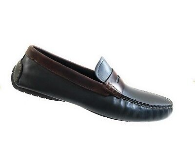 dc46fe2531dc0 MENS J&M BROWN Penny Loafers Driving Shoes 11M 11 M D Johnston ...