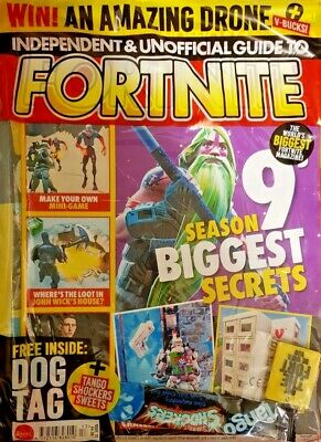 Fortnite Magazine 2019 = # 13 = Independent And Unofficial Guide + Gifts