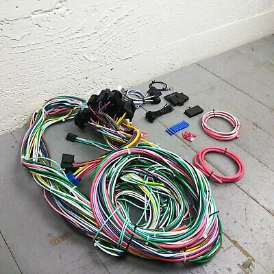 charging \u0026 starting systems, vintage car \u0026 truck parts Chevy Wiring Harness