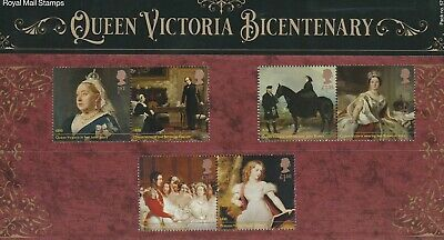 Gb - 2019 - Queen Victoria Bicentenary Presentation Pack - No.571 - Um / Mnh
