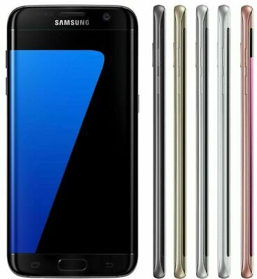 Samsung S7 Edge 32GB Unlocked G935W8 Smartphone x- VISIBLE SHADOW/BURN-IN