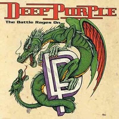 Deep Purple --- The Battle Rages On  (Cd)