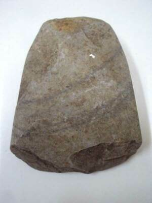 Artifact Tool Primitive Prehistoric Ancient Stone Axe Neolithic Paleolithic Age
