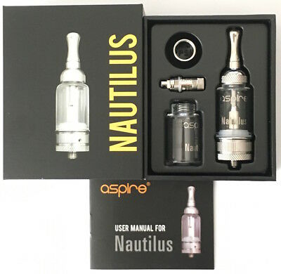 Aspire Nautilus and Mini Bvc Pendant Certified Gift Box New Top Value with Code