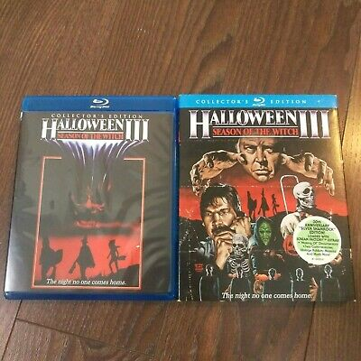 Halloween 3 [Blu-ray] w/ Slipcover (Shout Factory)