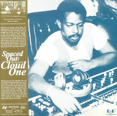 Cloud One – Spaced Out: The Very Best Of Cloud One, New 2LP Vinyl, RSD19 (P&P)