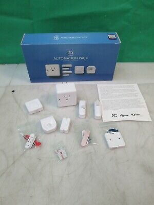 Iris Home Automation Automation Pack 9404-L for Iris Smart Hub NEW FREE SHIPPING