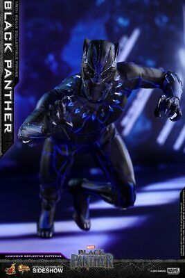 HOT TOYS Black Panther 1/6 Scale Figure MINT NEW IN BOX!