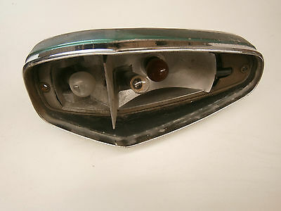 1967 Mercury Comet Tail Light And Chrome Bezel