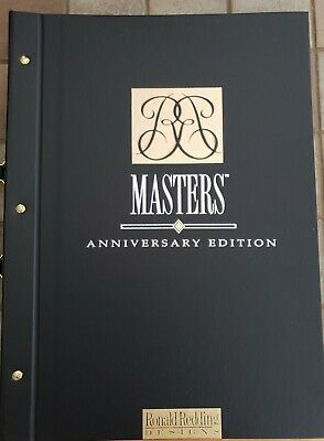 Masters Anniversary Edition Wallpaper Sample Book Scrapbooking Paper Crafts