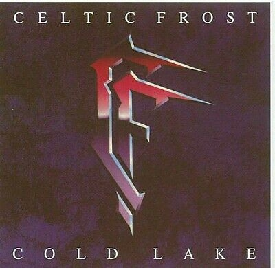CELTIC FROST - Cold Lake CD (1988) Jewel Case