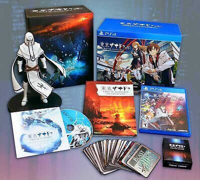 Tokyo Xanadu eX+ - Limited Edition for PlayStation 4 [New PS4] Ltd Ed Rare Gift