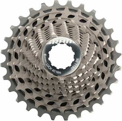 SRAM RED XG-1190 Cassette - 11 Speed, 11-32t, Silver, A2