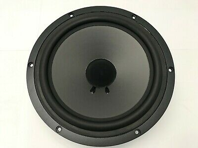 """1 x Acoustic Research AR Rubber Surround Poly Cone 10"""" 8ohm Speaker 1210154-5"""